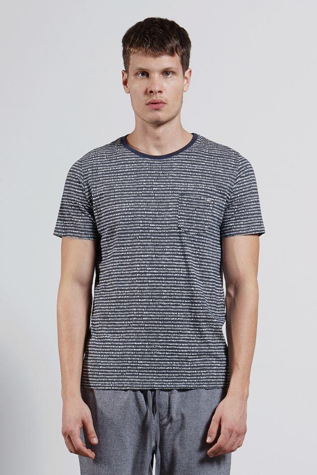 Ref.-8204404-18341----T-shirt-mc-malha-lenco-dots-Cor-Azul---R-8500-01