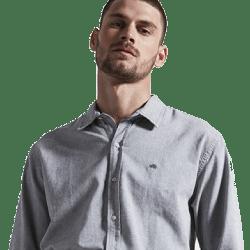 Em nosso site você encontra opções de camisa social de manga longa e as  despojadas camisas de manga curta desenvolvidas com matérias-primas  especiais 53166a2292bde