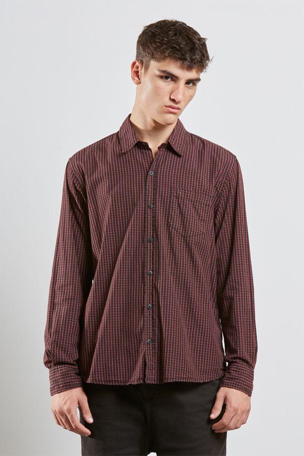 Camisa-Square-Xadrez
