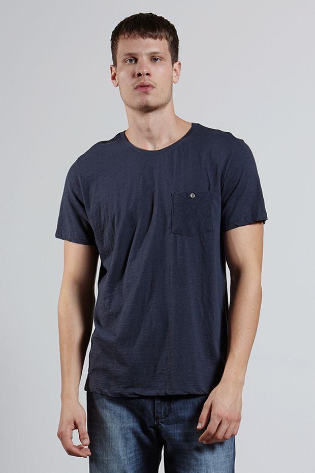 Ref.-18350---T-shirt-mc-malha-flame-basic-pocket-Cor-Marinho_frente