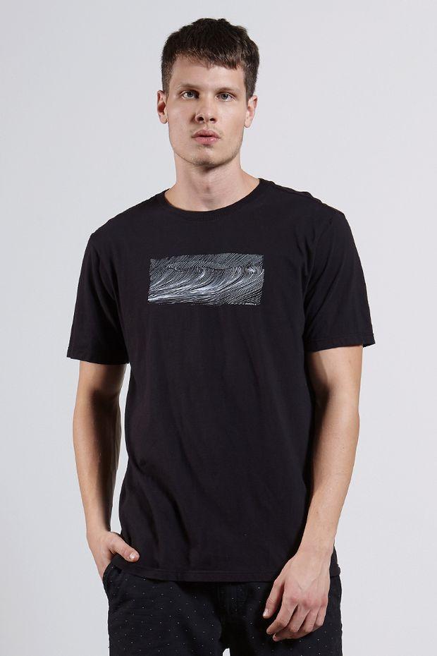 Ref.-18252---T-shirt-mc-malha-all-wave-lines-Cor-Preto_frente