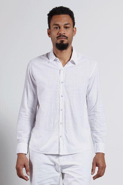 Ref.-8204381-18315----Camisa-ml-alg-lis-blanc-Cor-Branco---R-11300-02_frente