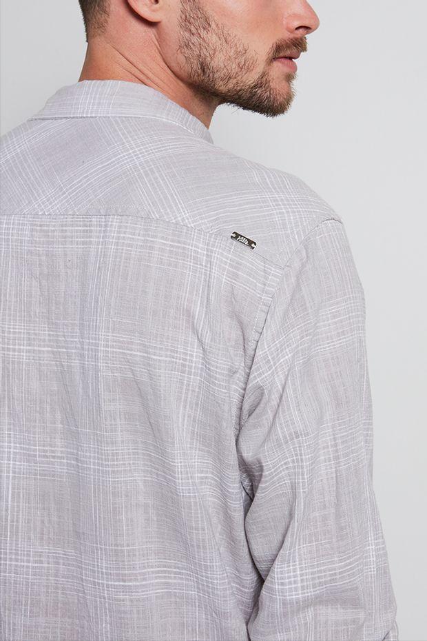 Ref.-18718---camisa-algodao-xadrez-desert-walk-caqui---costas