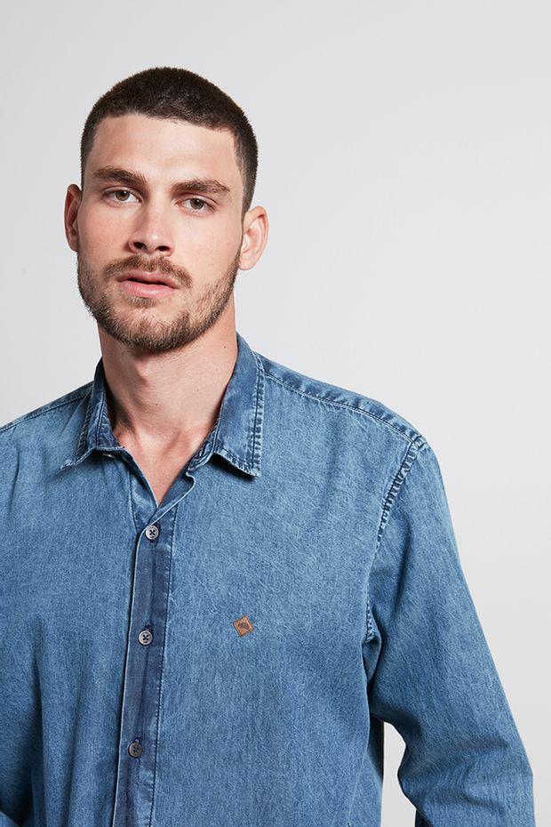 Ref.-camisa-algodao-skin-office-azul---detalhe-frente