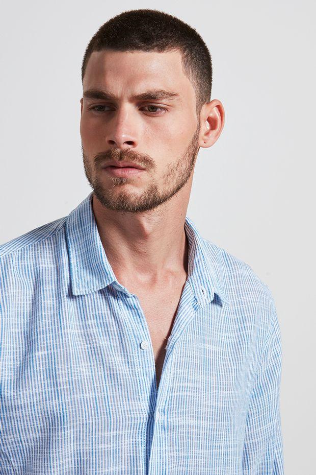 Ref.-18705---Camisa-algodao-listrada-maritima-azul---detalhe