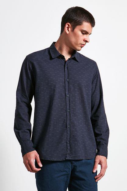 Ref.-18724---camisa-algodao-minimal-wave-preto---frente